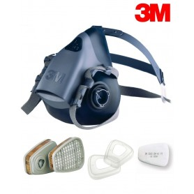 3M 7512M Αναπνευστήρας μισής μάσκας