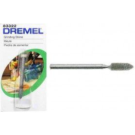 DREMEL-Λίθος τροχίσματος από καρβίδιο πυριτίου 3,2 mm (83322)