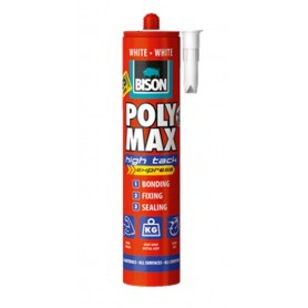 BISON Polymax High Tack Express - Ασπρη