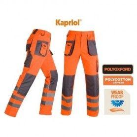 KAPRIOL HV SMART EN ISO 20471 Παντελόνι εργασίας (K3142)