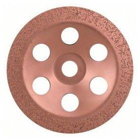 BOSCH Ποτηροειδείς δίσκοι σκληρομετάλλου για γωνιακούς λειαντήρες 2608600362