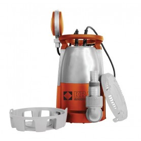 KRAFT (43516) Υποβρύχια Αντλία Ομβρίων/Ακαθάρτων 3 Λειτουργιών 750W
