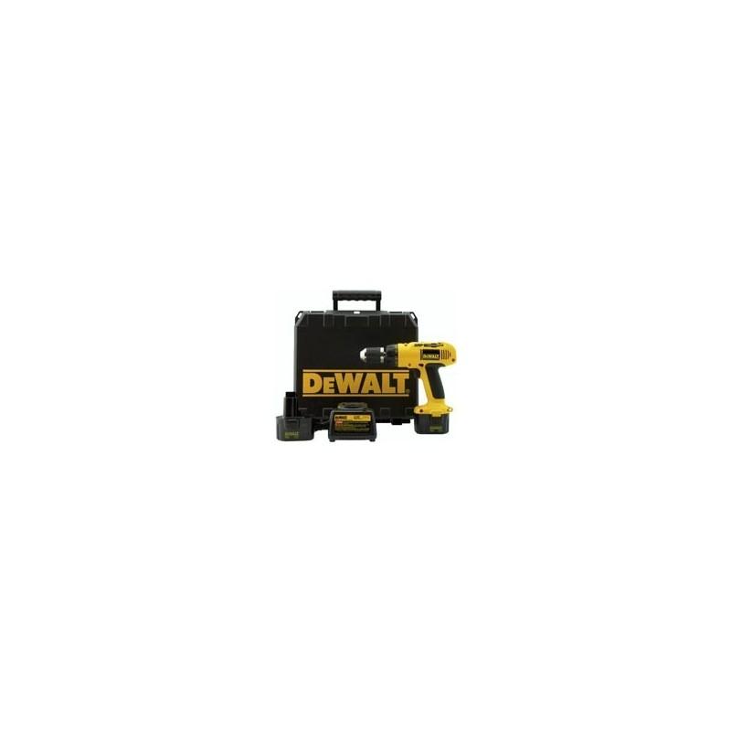 DEWALT DW972K2 Δραπ/δο 12V