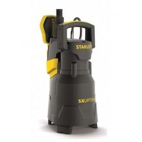 STANLEY (SXUP750PTE) Βυθιζόμενη Αντλία Ακαθάρτων Υδάτων με Φλοτέρ