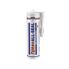 TURBO-ALL SEAL LIGHT IVORY 310ml RAL 1015 (500398102)