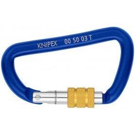 KNIPEX Αυτόματος κρίκος (Καραμπινέρ) (005003TBK)