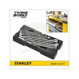 STANLEY (STMT1-74177) ΠΟΛΥΓΩΝΑ  10PC OFFSET DOUBLE RING MODULE