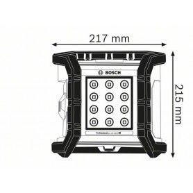 BOSCH GLI 18V-1200 C Professional Φακός μπαταρίας (0601446700)