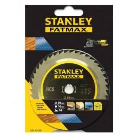STANLEY (STA10420) Δίσκος Κοπής Για Ξύλο/Μέταλλο 89x10mm