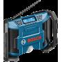 BOSCH GPB 12V-10 Professional Ραδιόφωνο (SOLO)