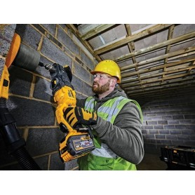 DEWALT (DCD470N) 54V FLEXVOLT XR BRUSHLESS ΓΩΝΙΑΚΟ ΔΡΑΠΑΝΟ