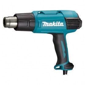 MAKITA HG6531CK Πιστόλι θερμού αέρα 1800Watt + Εξαρτήματα