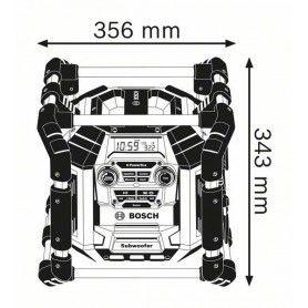 BOSCH GML 20 Professional Ραδιόφωνο - 0601429700