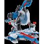 BOSCH GCM 350-254 Professional Σταθερό φαλτσοπρίονο Radial + ΒΑΣΗ GTA 2600