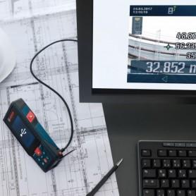 BOSCH GLM 120 C Professional Μετρητής αποστάσεων με λέιζερ