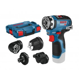 BOSCH GSR 12V-35 FC Professional Δραπανοκατσάβιδο μπαταρίας SOLO