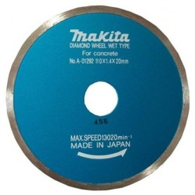 "MAKITA ΔΙΣΚΑΚΙ 110MM(4-3/8"") x 20MM (A-01292)"