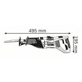 BOSCH GSA 1100 E Professional Σπαθόσεγα (060164C800)