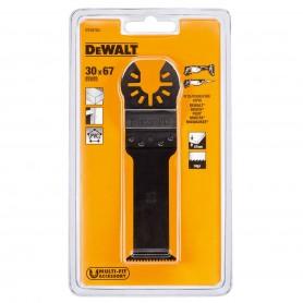 DEWALT DT20703 Λάμα πολυεργαλείου για Σκληρό Ξύλο 30x67mm