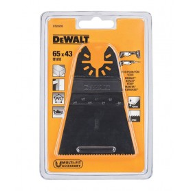 DEWALT DT20705 Λάμα φαρδιά πολυεργαλείου ξύλων γρήγορης κοπής 66mm x 43mm