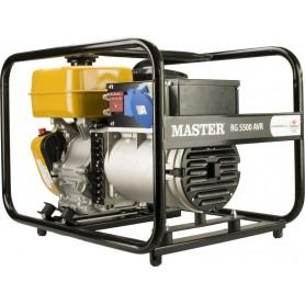 MASTER Ηλεκτροπαραγωγό ζεύγος RG 5500 AVR