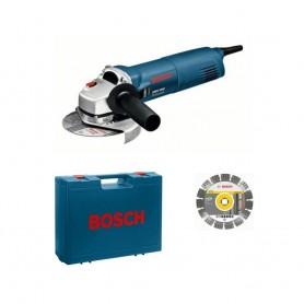 BOSCH GWS 1400 + 1 ΔΙΑΜΑΝΤΟΔΙΣΚΟ 125mm + ΒΑΛΙΤΣΑ