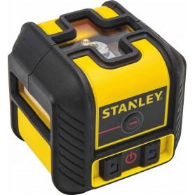 Stanley STHT1-77502-1 Cross90 Αλφαδι Λειζερ Σταυρου Κόκκινη Δέσμη
